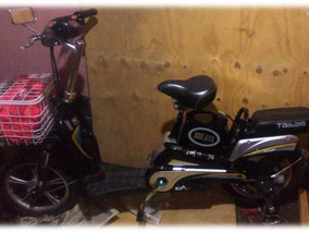Vendo Bicimoto Moto Eléctrica