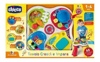 Mesa Didactica Crece Y Aprende Chicco. Art 00007653000040
