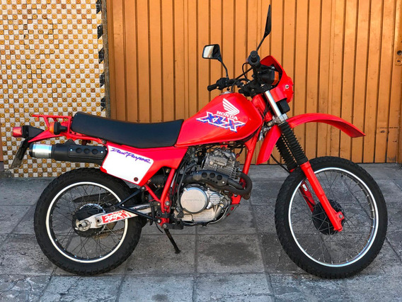 Moto Clasica Honda Xlx 250r Unica