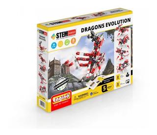 Sth41 Dragons Evolution Juego De Construcción Engino 148 Pzs