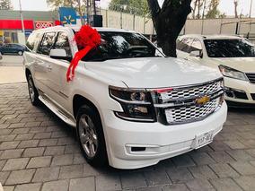 Chevrolet Suburban Blindada 2015