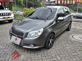 Chevrolet Aveo Emotion Mt 1.6 2012 Dfv105