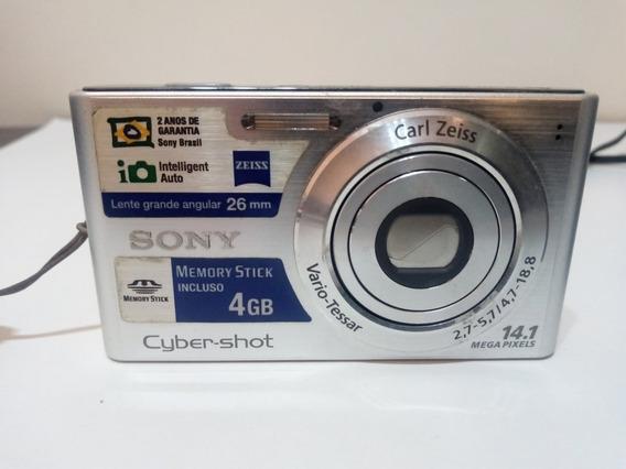 Câmera Sony Cyber-shot Dsc W320