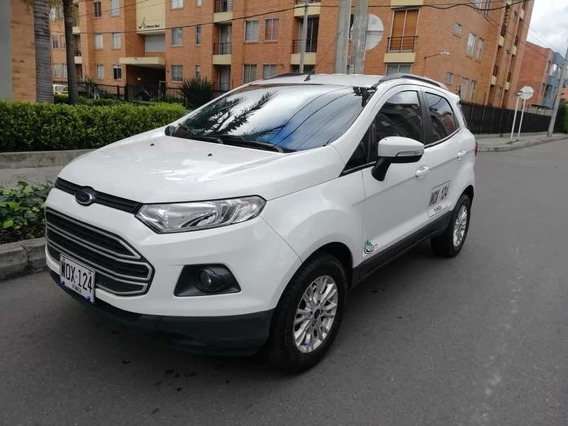 Ford Ecosport Freestyle Freestyle 2.0cc Mt