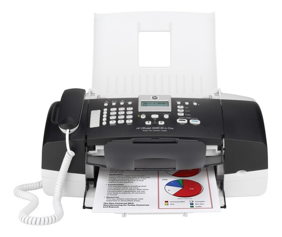Multifuncional Hp Office Jet J3680 All In One