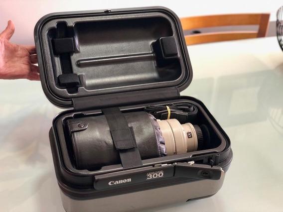 Canon Ef 300mm F2.8l Is Usm Lens