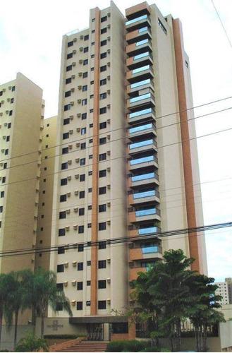 Apartamento Com 4 Dormitórios Para Alugar, 180 M² Por R$ 2.000/mês - Santa Cruz - Ribeirão Preto/sp - Ap3271