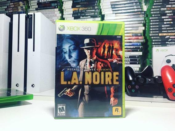 L.a Noire OriginalPara Xbox 360