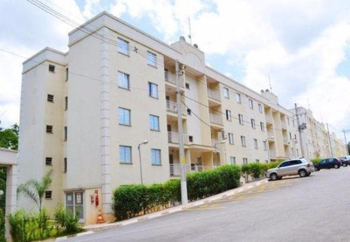 Apartamento Com 3 Dormitórios À Venda, 65 M² Por R$ 265.000,00 - Jardim Caiapia - Cotia/sp - Ap1070