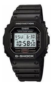 Relógio Masculino Casio G-shock Dw-5600e-1vdf - Nota Fiscal