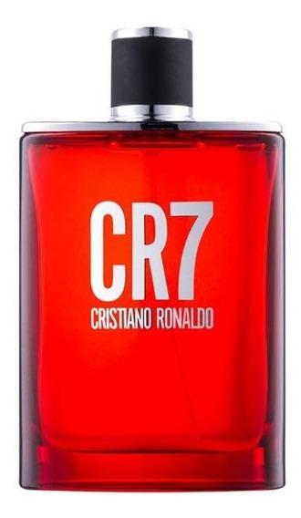 Cristiano Ronaldo Cr7 Eau De Toilette 100ml