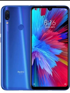 Xiaomi Redmi Note 7 Tela 6.3 6gb/64gb Dual Versão Global Rum