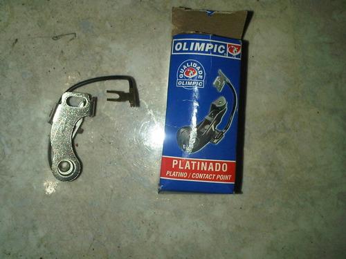 Platino Distribuidor Chevette Fiat Vw Escarabajo Corcel