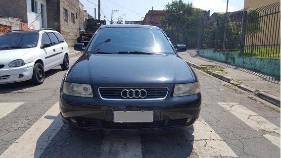 Audi A3 2002 1.8 5v - Aspirada - Carro Muito Alinhado