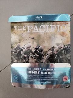 Band Of Brother: The Pacific Steelbook Blue-ray