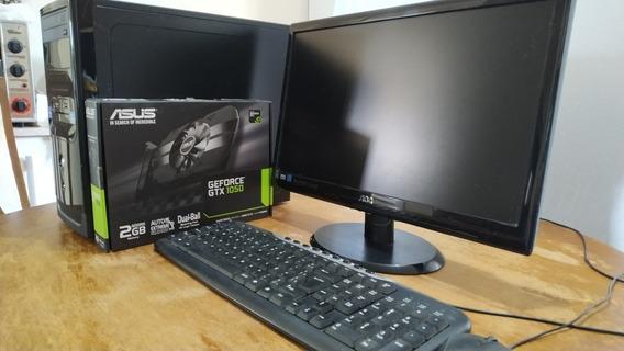 Computador Gamer I5, Gtx 1050, 8gb