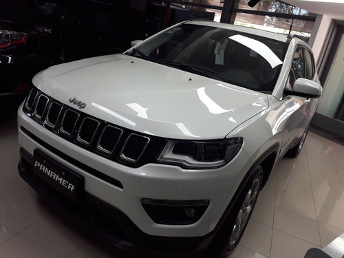 Jeep Compass Longitude  2.4l At6  C/techo  Fwd - Panamer