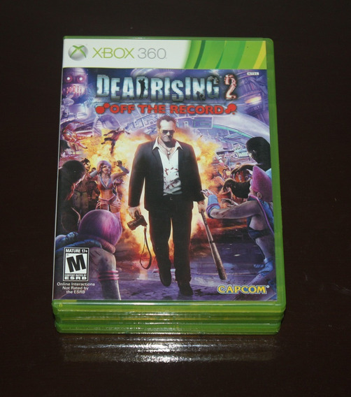 Dead Rising 2 Off The Record Para Xbox 360