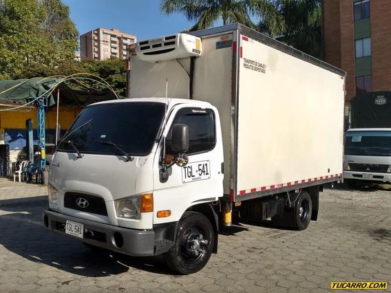 Hyundai 2012 Furgón Gancheras