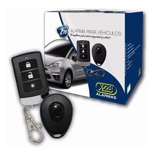 Alarma Auto X-28 Z20 Instalada