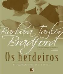 Livro Os Herdeiros - Trilogia Revens Barbara Taylor Bra