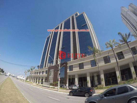 Sala Comercial À Venda, Royal Park, São José Dos Campos. - Sa0120