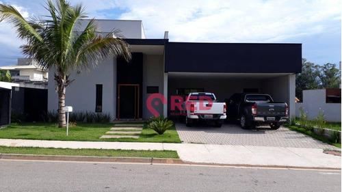 Casa Com 3 Dormitórios À Venda Por R$ 2.500.000,00 - Condomínio Chácara Ondina - Sorocaba/sp - Ca0409