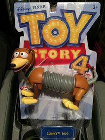 Toy Story 4 Slinky Dog / Cachorro Mola 2019 18cm