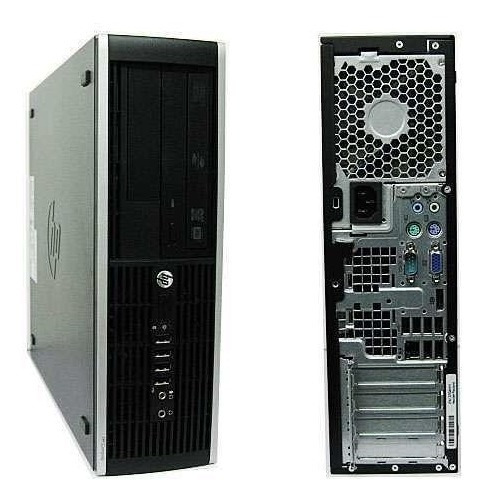 Cpu Hp Completa 8100 Core I5 4gb Hd 500 + Monitor 17