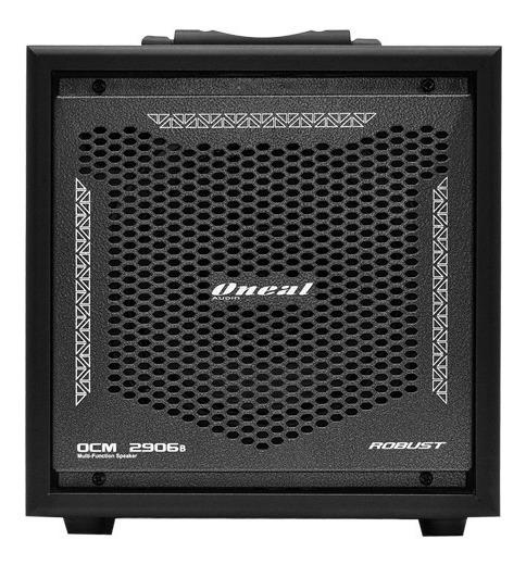Caixa Multi 8 Pol Oneal Robust Ocm 2906 Bluetooth Bateria