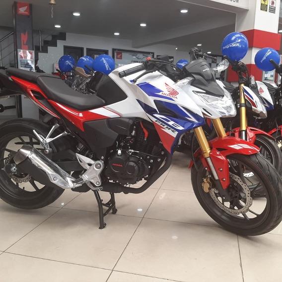 Honda Nueva Cb 190r Edicion Especial Tricolor Modelo 2021
