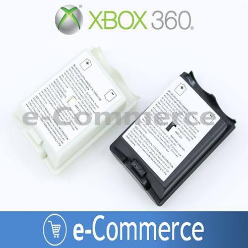 Tapa Porta Pila Bateria Control Palanca Xbox 360 Mando
