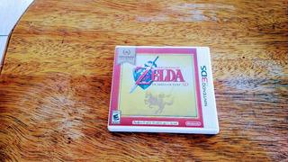 The Legend Of Zelda Ocarina Of Time Nintendo 3ds