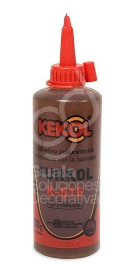 Adhesivo Pur Poliuretanico Kekol Espuma Madera K515 500g Me