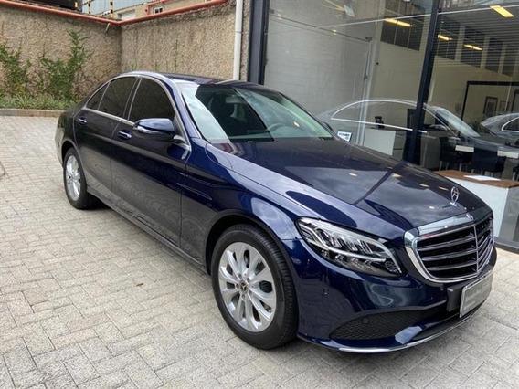 Mercedes Benz C-180 Cgi Exc. 1.6/1.6 Flex Tb 16v Aut. Flex