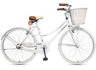 Bicicleta Dama Rodado 26 Gribom Cambridge 3470 Vintage