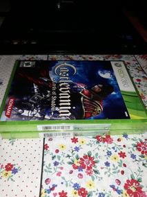 Castlevania 1 Xbox 360 Lacrado De Fabrica