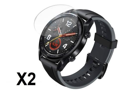 Vidrio Protector Pantalla Reloj Huawei Gt2 / Gt2e / Gt 46mx2