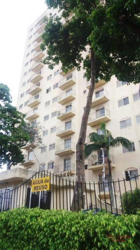 Apartamento Com 2 Dormitórios À Venda, 60 M² Por R$ 315.000,00 - Vila Carrão - São Paulo/sp - Ap0813