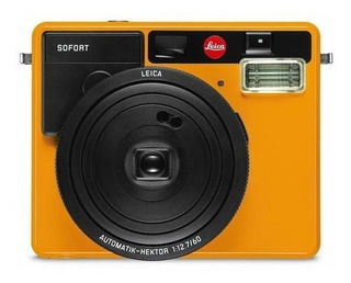 Camara Instantanea Leica Sofort Naranja