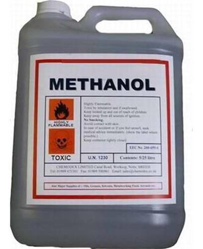 Metanol Para Autos Y Motos....100% Puro