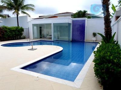 Casa À Venda, Condomínio Jardim Acapulco - Guarujá. - Ca1593