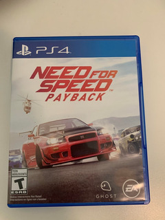 Need For Speed Payback - Ps4 Fisico