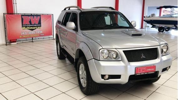 Pajero Sport Hpe 2.5 (aut) Couro Diesel 2011