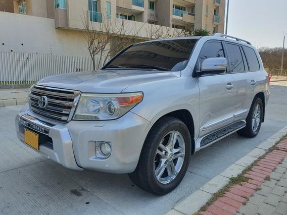 Toyota Land Cruiser Vxr Lc200 Elite Modelo 2013 Blindado Ii