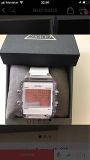 Reloj Guess Nuevo Sumergible ( Caja Completo)