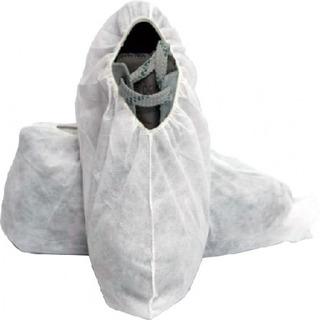 Cubre Calzado Descartable Blanco X 100u.-