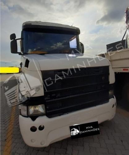 Caminhão Scania T124  - 360 - 6x2 T