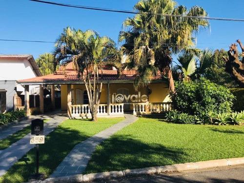 Imagem 1 de 8 de Casa Com 3 Dormitórios À Venda, 424 M² - Nossa Senhora Do Perpétuo Socorro - Pindamonhangaba/sp - Ca1925