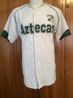 Jersey Aztecas Udla Puebla Baseball Marca El Siglo Deportes
